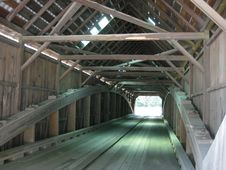 Free Inside A Bridge Royalty Free Stock Photo - 14791655