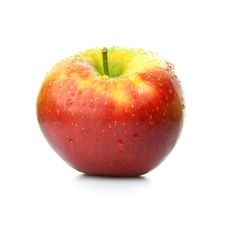 Free Red Apple Royalty Free Stock Image - 14791846