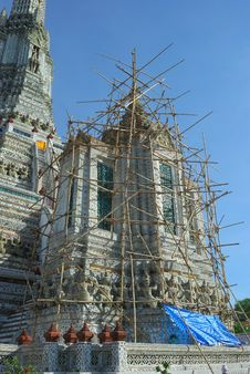 Free Pagoda At Wat Arun Royalty Free Stock Photo - 14792025