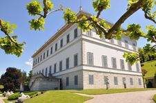 Free Villa Melzi, Italy Stock Photos - 14792633