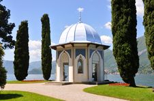 Free Villa Melzi, Lake Como, Italy Royalty Free Stock Images - 14792779