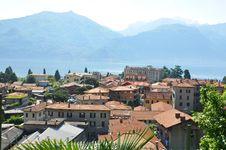 Free Menaggio Town Royalty Free Stock Photo - 14792835