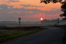 Free Sunrise Royalty Free Stock Photography - 14793877