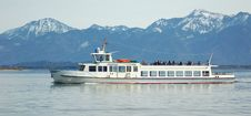 Free Boat On The Lake Chiemsee Stock Photos - 14794643