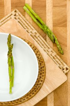 Free Asparagus Stock Photography - 14796192