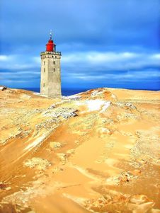 Free Light House Royalty Free Stock Photography - 14796207