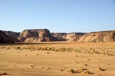 Free Desert In Libya Stock Photography - 14796552
