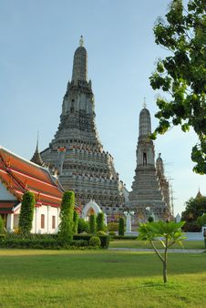 Free Pagoda At Wat Arun Stock Photos - 14796613