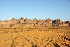 Free Desert In Libya Stock Images - 14796624