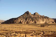 Free Desert In Libya Stock Photo - 14796630