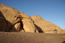 Rocks In Libya