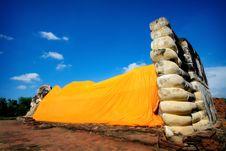 Free Buddha In Ayutthaya Thailand Stock Photos - 14796783