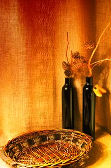 Free Still Life With Vases. Stock Photo - 14796880