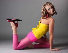 Free Beauty. Music. Fashion. Stock Photos - 14797203