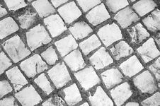 Free Hand Made Pavement Stock Photo - 14797530