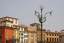 Free Verona, Piazza Bra, Italy, Europe Stock Photo - 14797680