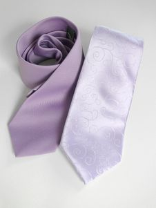 Free Lila Tie Royalty Free Stock Image - 14797896