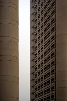 Free Brutalism Facades Stock Photography - 14797972