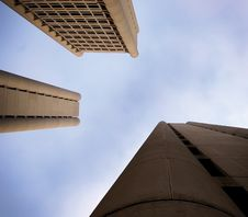 Free Perspective Challenging High-rises Stock Photo - 14798010