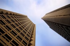 Free High-rises Stretching Towards The Sky Stock Photo - 14798020