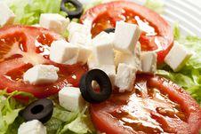 Free Caprese Salad Royalty Free Stock Photos - 14798248