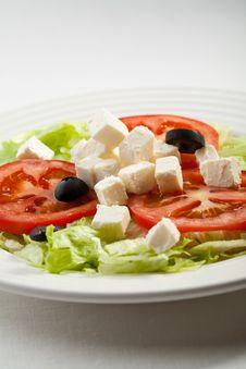 Free Caprese Salad Stock Image - 14798251