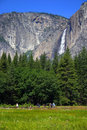 Free Yosemite Falls, Yosemite National Park Stock Photos - 1486453