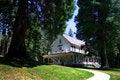 Free Historic Wawona Hotel, Yosemite National Park Stock Images - 1486494