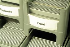 Free Slides In Drawers Stock Images - 1480204