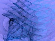 Free Abstract Blue Background Stock Photography - 1480302