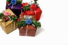 Free Presents Royalty Free Stock Image - 1480536