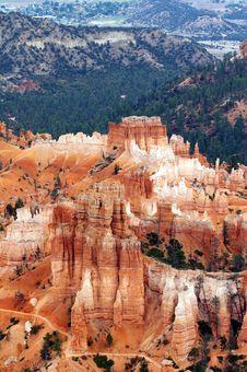 Free Amphitheater - Bryce Canyon Stock Photos - 1481073
