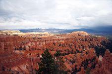 Free Amphitheater - Bryce Canyon Stock Image - 1481121