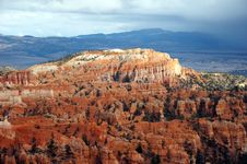 Free Amphitheater - Bryce Canyon Royalty Free Stock Image - 1481136