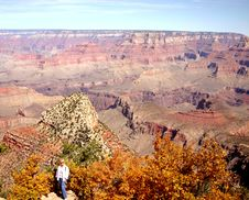 Free Grand Canyon In The Fall Stock Photography - 1481292