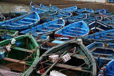 Port In Essaouira 5 Stock Images