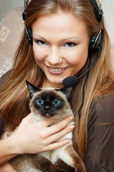 Free Two Cats ;-) Royalty Free Stock Photography - 1481587