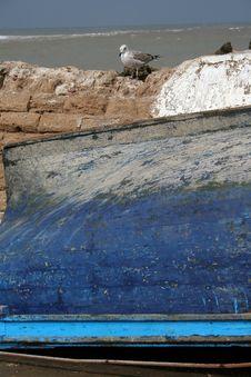 Free Moroccan Coast Stock Image - 1481731