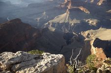 Free Grand Canyon From Hopi Point Stock Images - 1482094