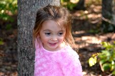 Free Girl Outdoors Royalty Free Stock Images - 1482849