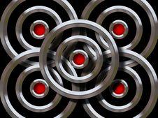 Free Metal Rings Stock Photo - 1482910