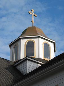 Free Orthodox Church Dome Stock Photo - 1483410