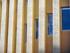 Walls And Windows Stock Photography