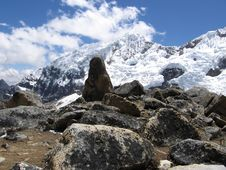 Free Cordilleras Mountain Royalty Free Stock Images - 1483669