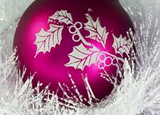 Free Christmas Ball Stock Photos - 1483833