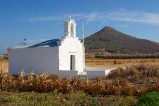 Free Greek Chapel Stock Photos - 1484133