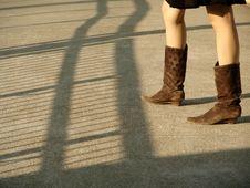 Free Girl Standing Stock Photos - 1484143