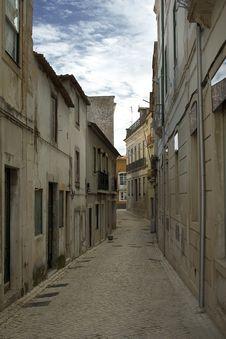 Free Typical Portuguese Street Stock Photos - 1485033