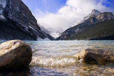 Free Mountain Lake Stock Photography - 1485192