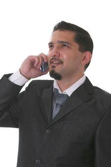 Free Young Businessman Stock Photos - 1486113